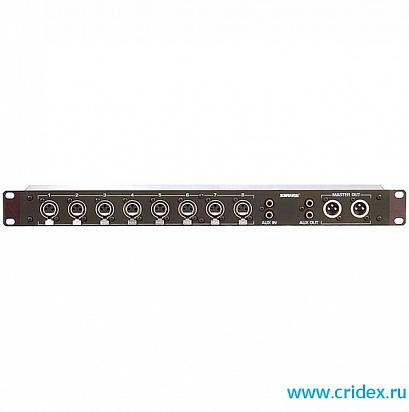 Коммутационная панель для микшеров SHURE RKC800